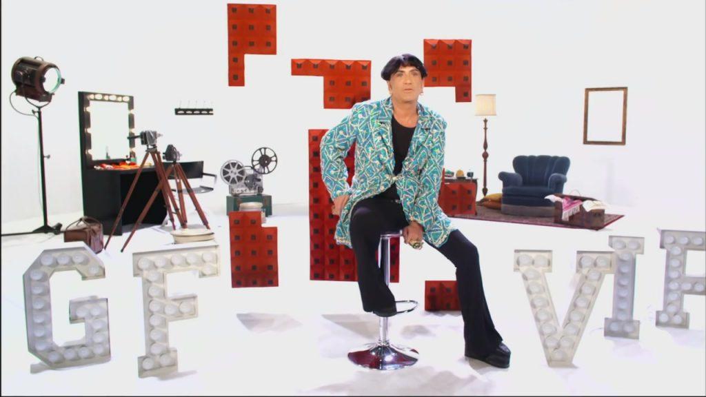 Grande Fratello Vip 2018: Ivan Cattaneo genio e sregolatezza