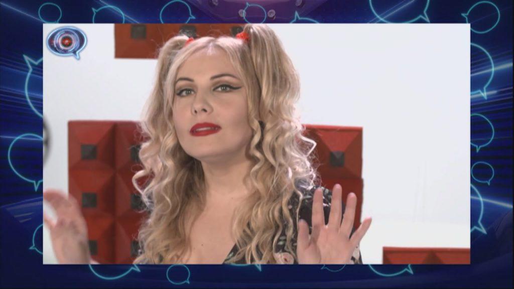 Grande Fratello Vip 2018: Lisa Fusco attacca Silvestrin sull