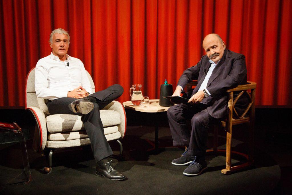 """L'Intervista, Costanzo a Giletti: """"A chi hai dato fastidio?"""""""