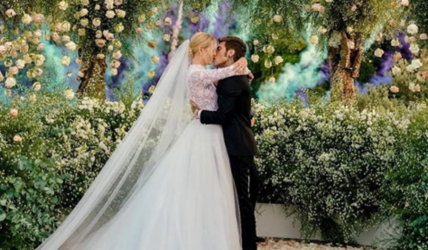 Matrimonio In Diretta Ferragnez : Chiara ferragni e fedez il matrimonio dell anno la