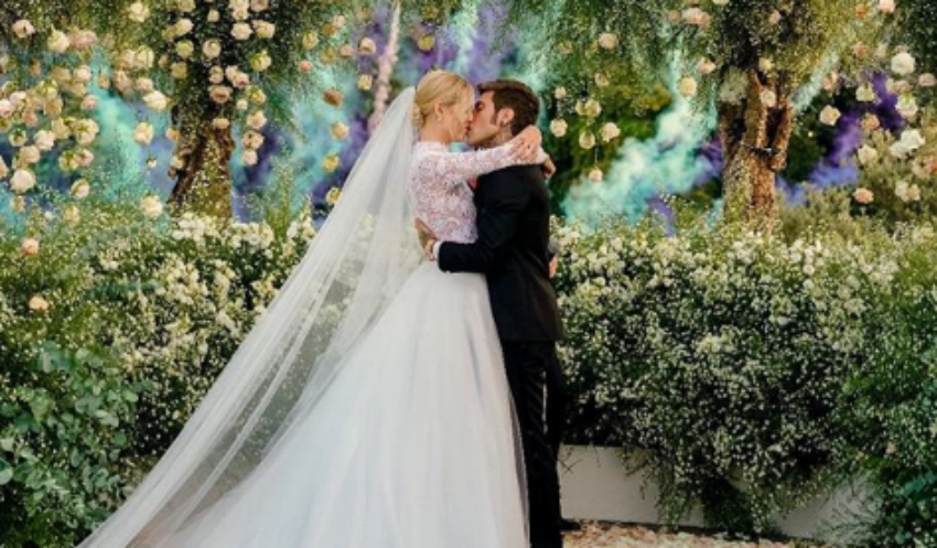 Matrimonio In Diretta Chiara Ferragni Fedez : Matrimonio chiara ferragni e fedez ecco il motivo della