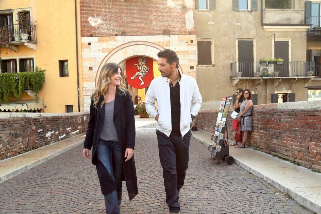 Mentre ero via, le riprese della serie Tv con Giuseppe Zeno e Vittoria Puccini
