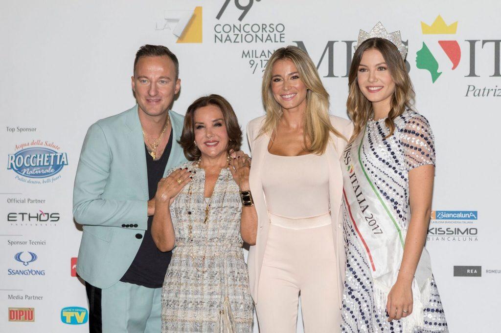 Miss italia 2018 |  una fascia per ricordare FABRIZIO FRIZZI