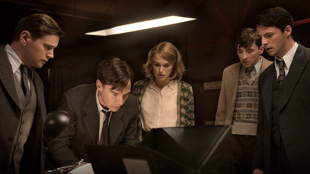 Ill film da vedere sabato 22 settembre: The imitation game, con Benedict Cumberbatch
