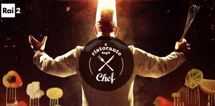 il ristorante degli chef - Rai 2