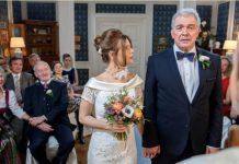 matrimonio di Melli edAndré