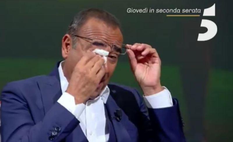 """L'Intervista, Carlo Conti ricorda Fabrizio Frizzi: """"Ha semin"""