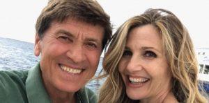 Gianni Morandi e Lorella Cuccarini insieme su Canale 5 con L'isola Di Pietro 2
