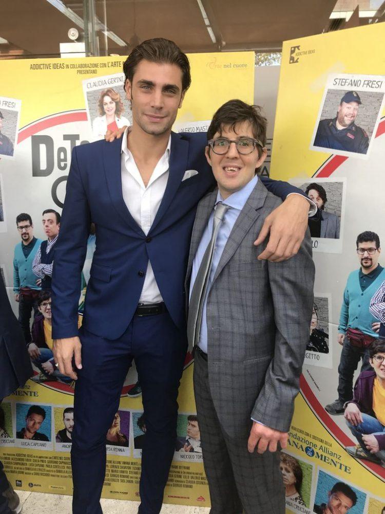 Mario Ermito e Giordano