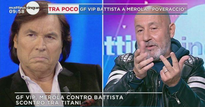 Mattino 5 - Merola Battista