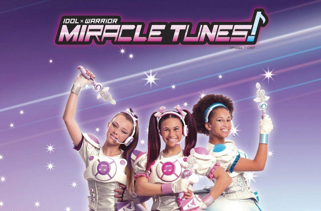 Miracle Tunes |  in arrivo la serie per bambini e famiglie |  guest star Michelle Hunziker e