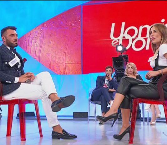 Ursula Sossio Uomini e donne