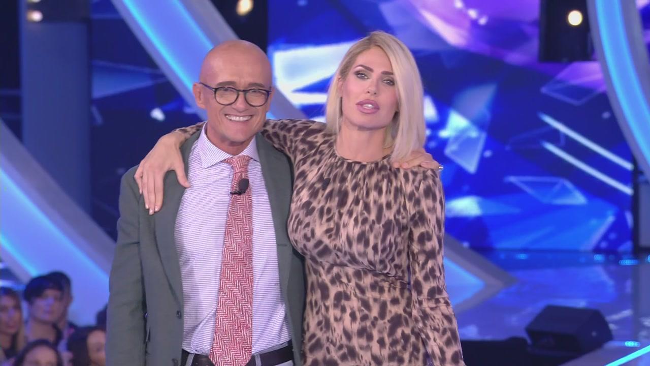 Cecilia Rodriguez e Ignazio Moser: