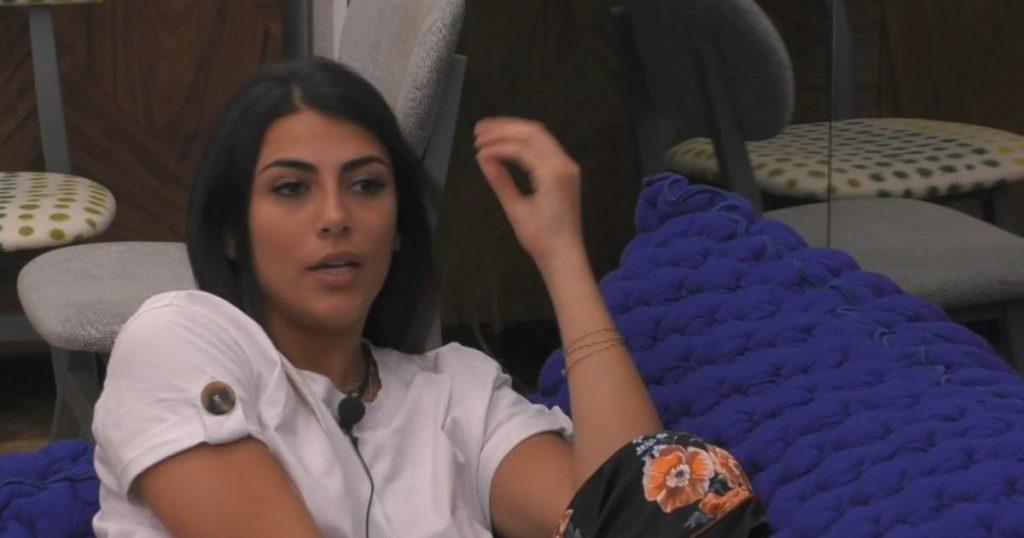 Grande Fratello Vip, Giulia Salemi racconta la verità su Jer