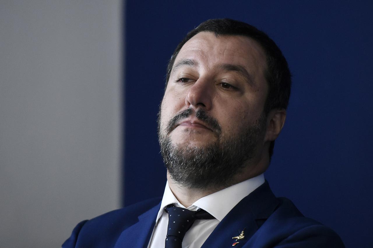 Salvini attacca Fabio Fazio: