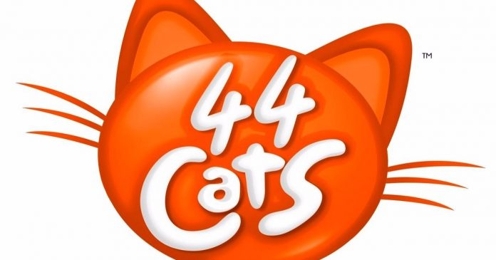 44 gatti la serie di Rai YoYo