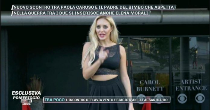 Elena Morali in Beatiful
