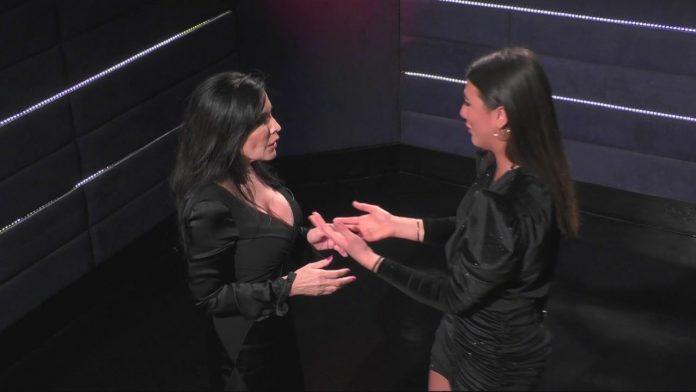 Incontro di Giulia Salemi con la Madre al Gf Vip