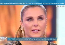 Ivana Icardi a Domenica Live