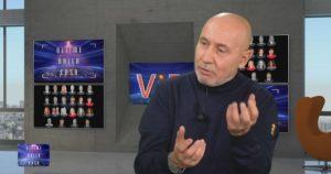 Gf vip news, Maurizio Battista: