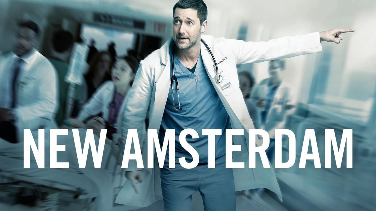 Serie New Amsterdam