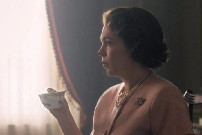 Olivia Colman The Crown 3 serie tv