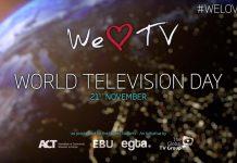 Giornata Mondiale della televisione