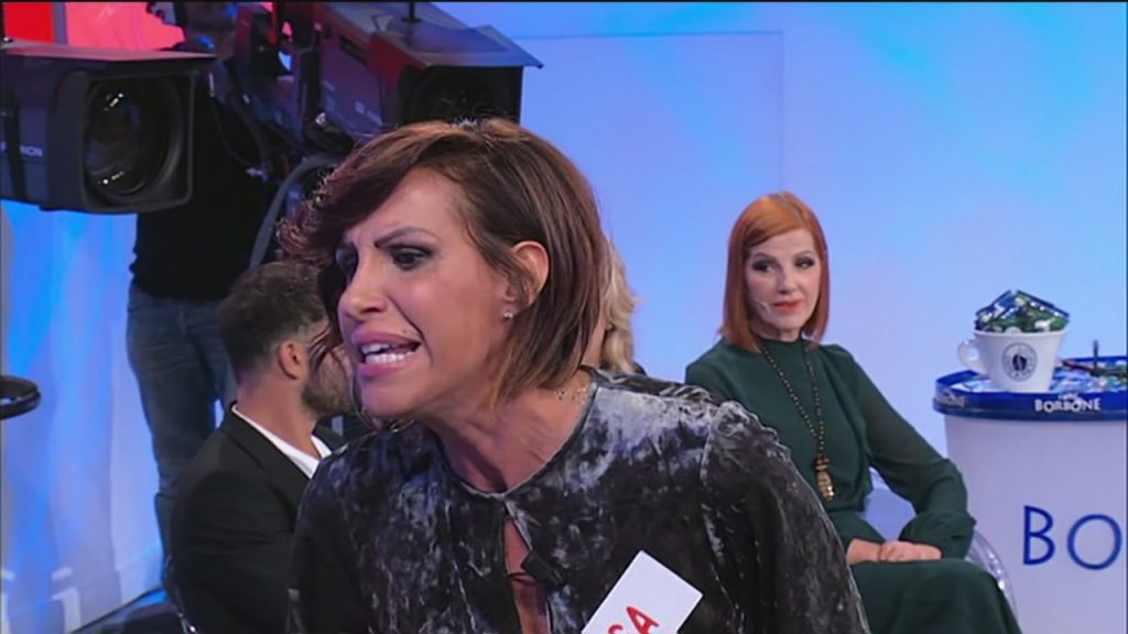 Uomini e Donne, trono over: Luisa attacca Sebastiano | Video