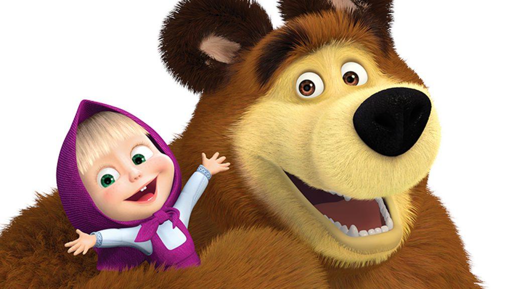Masha e orso nella bufera il cartone animato accusato di