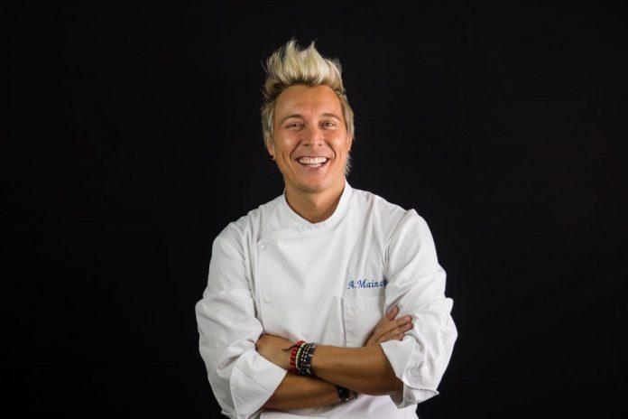 Andrea Mainardi - chef