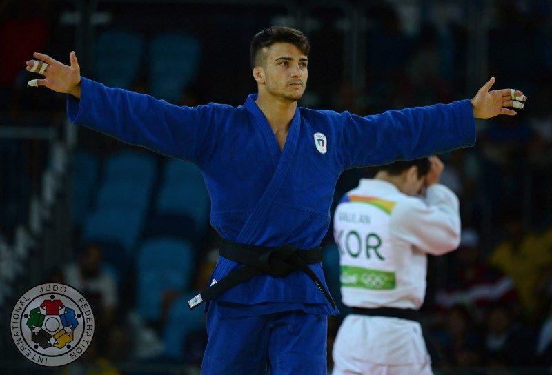Fabio Basile judo
