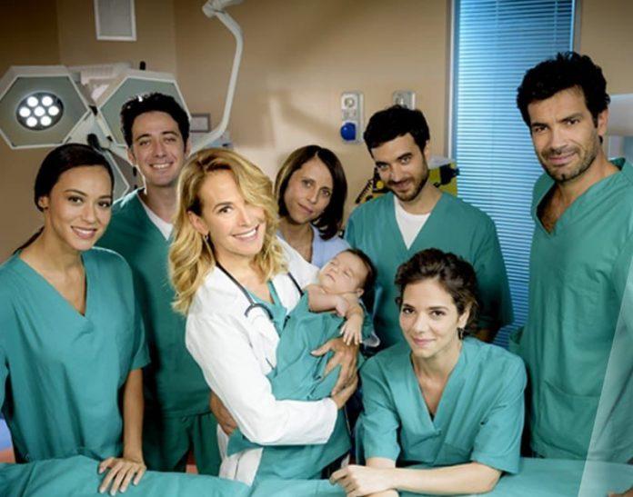 Dottoressa gio serie tv