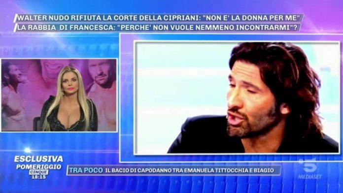 Francesca Cipriani Walter Nudo