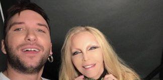 Patty Pravo e Briga a Sanremo