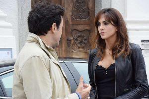 Un Passo dal Cielo 5 cast: Rocio Munoz Morales saluta la sua Eva?