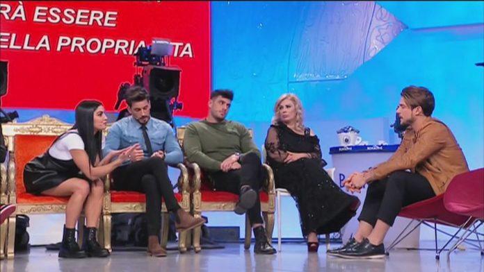 Teresa elimina Andrea Ad Uomini e Donne