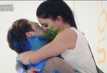 Bacio Teresa ed Andrea Uomini e donne