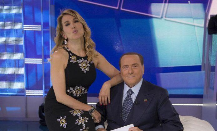 Barbara durso pomeriggio 5 - Silvio Berlusconi