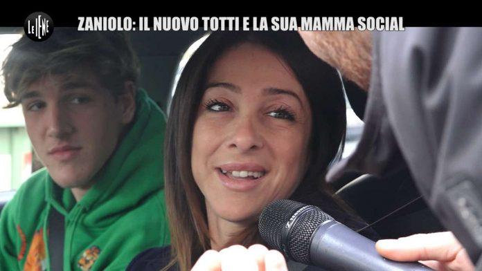 Mamma Zaniolo Le Iene