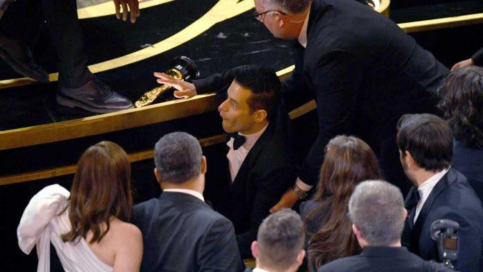 Oscar 2019 Rami Malek