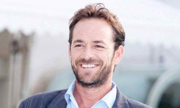Luke Perry di Beverly Hills 90210