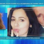 Alessia Macari e nonno Silvio