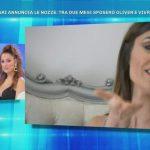 Alessia Macari a Domenica Live