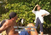 Bettarini Soleil Sorge Isola dei famosi