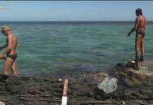 Bettarini e Kapparoni Isola che non c'è