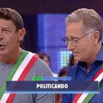 Bonolis Laurenti politici Avanti un altro 2019