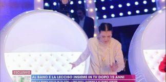 Carla Fracci a Live Non è la d'Urso