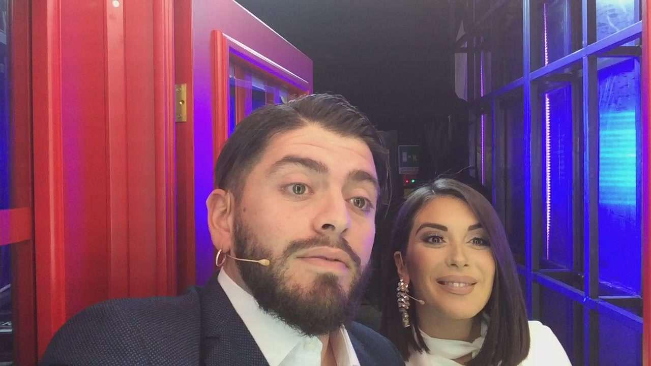 Maradona junior   moglie   figlio   Live - Non è la D'Urso ...