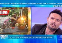 Karim Trentini ha tradito Riccardo Fogli