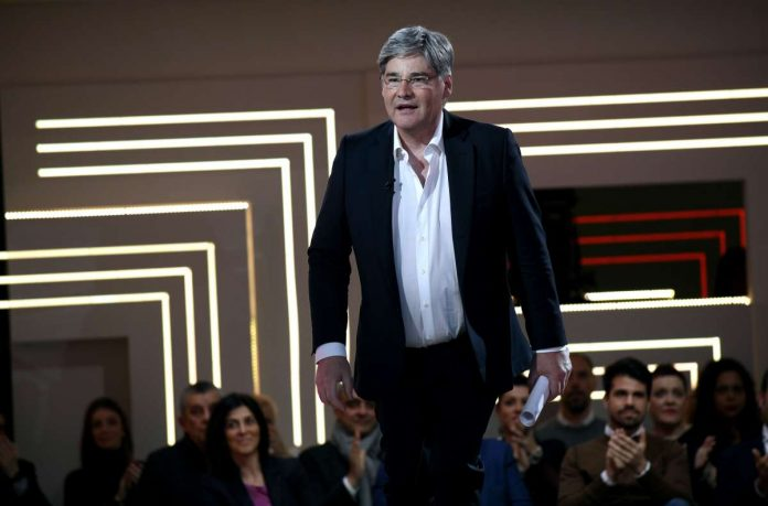 Dritto e Rovescio Canale 5 - Del Debbio